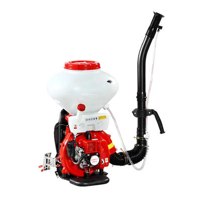 Portable backpack sprayer machine for disinfection