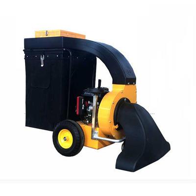Trolley garden yard lawn sweeper