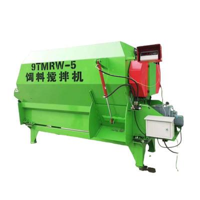 9TMRW-5 stationary fully feed mixer