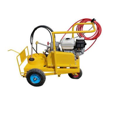 600 type hand-push high-pressure airless cold spray road marking machine